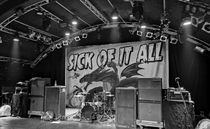 … Comeback Kid and SOIA – short and crisp!