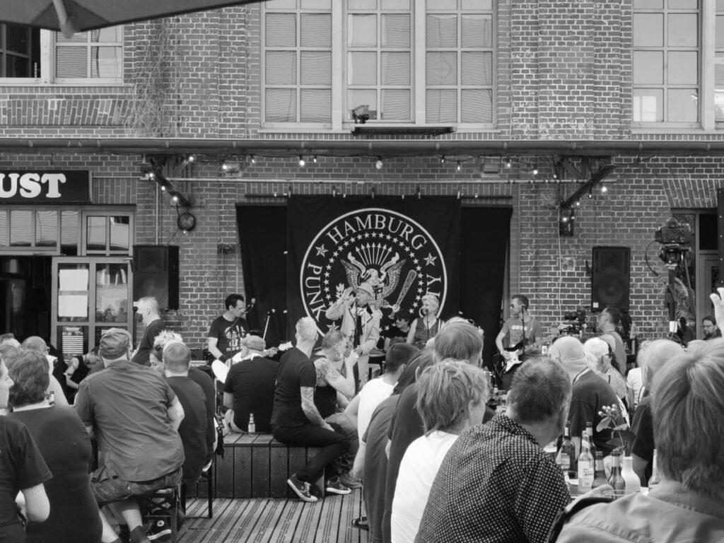 Die Mimmis (Knust, Hamburg, 08.08.2020 (c) gehkakcen.de)
