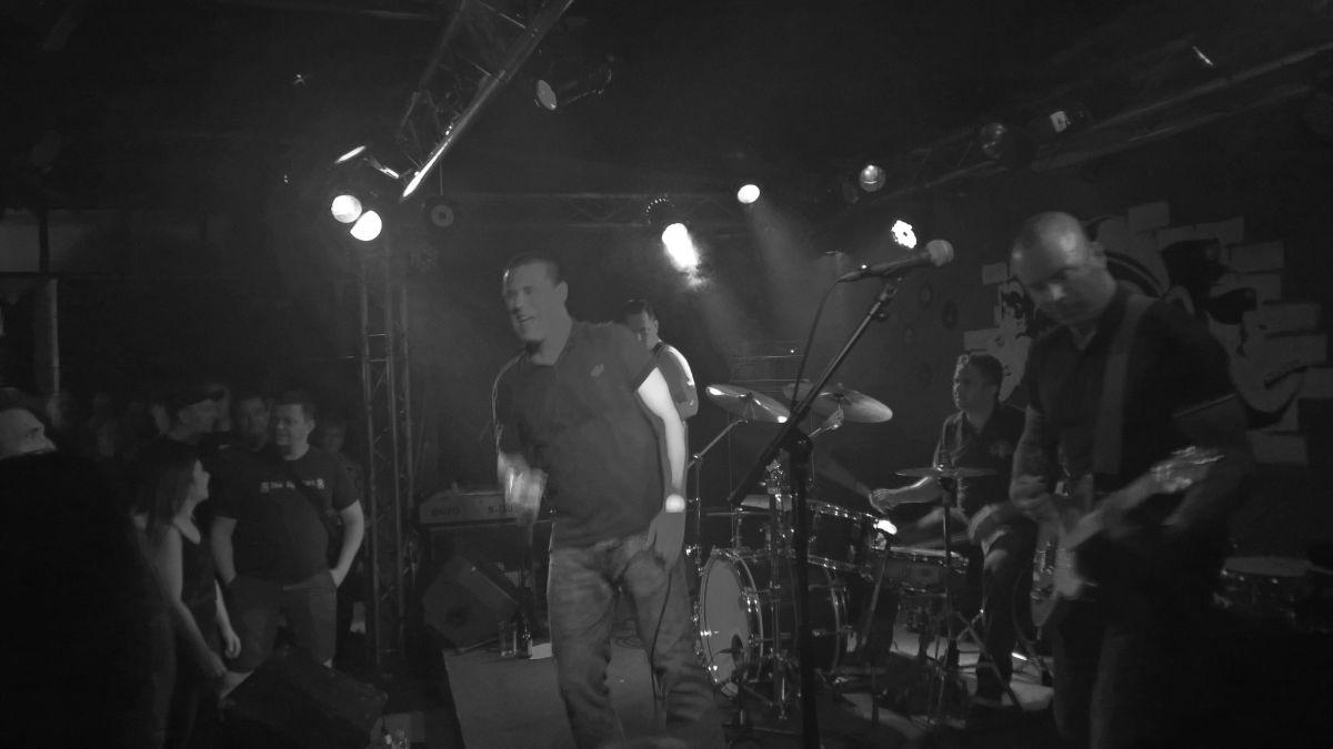 The Agitators (Monkeys Music Club, Hamburg, 03.06.2017)